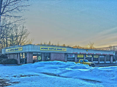 Pocono Summit Commercial For Sale: 3051 Route 940