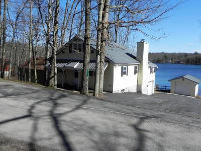 East Stroudsburg Single Family Home For Sale: 6125 W Lakeshore Dr