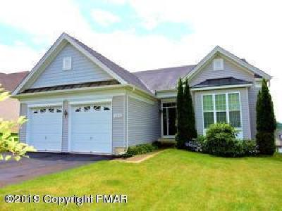 Country Club Of The Poconos Single Family Home For Sale: 3200 Pine Valley Way