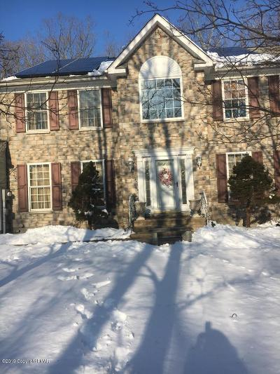 Stroudsburg Single Family Home For Sale: 149 Terrace Dr