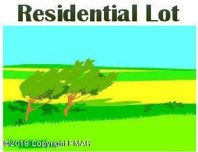 East Stroudsburg Residential Lots & Land For Sale: N Pvt Rd