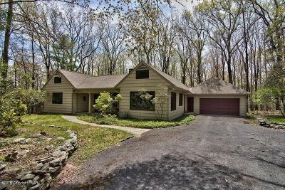 Buck Hill Falls PA Single Family Home For Sale: $219,999