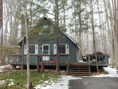Pocono Pines PA Single Family Home For Sale: $149,900