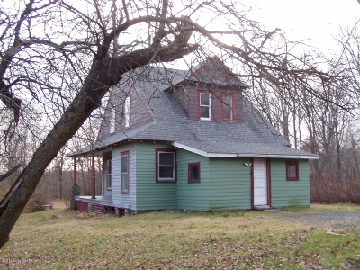 Monroe County Rental For Rent: 121 Hardytown Rd