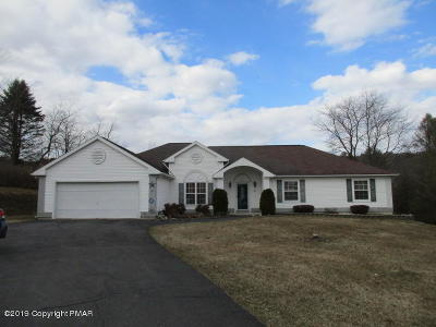 Brodheadsville Single Family Home For Sale: 153 Arthur Ln