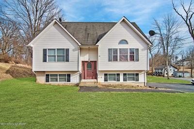 Stroudsburg Single Family Home For Sale: 1156 Haney Rd
