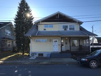 Lehigh County, Northampton County Single Family Home For Sale: 908 N Wahneta St.