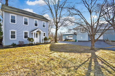 Lehigh County, Northampton County Single Family Home For Sale: 389 Meyer Rd