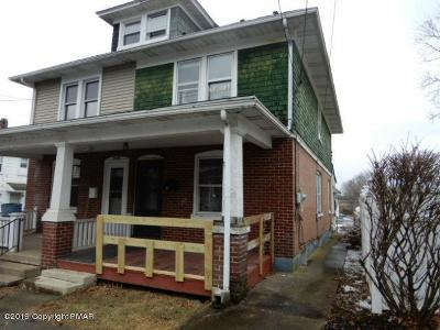 Lehigh County, Northampton County Single Family Home For Sale: 2213 Forest St