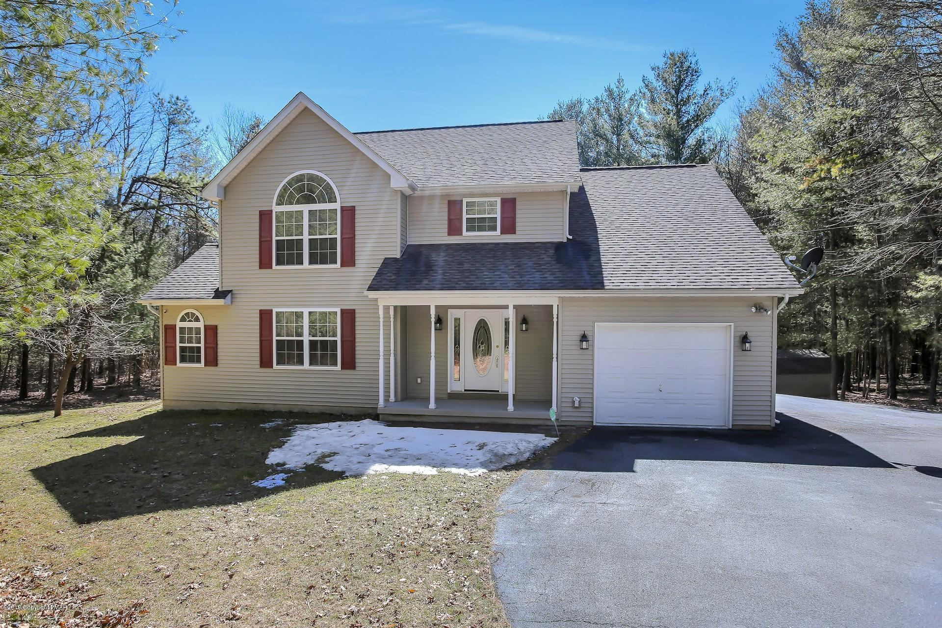 256 Turkey Ridge Dr, Kunkletown, PA 18058