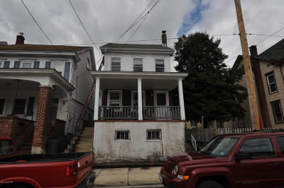 Jim Thorpe Single Family Home For Sale: 506 S South Ave