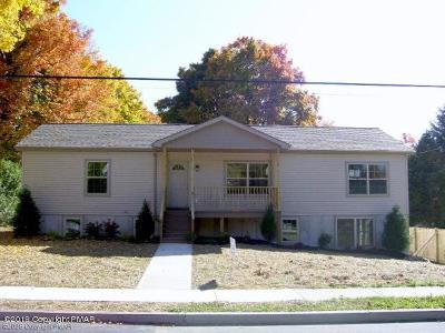 East Stroudsburg Multi Family Home For Sale: 145 W Broad St
