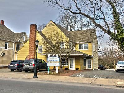 East Stroudsburg Commercial For Sale: 134 Washington St, Second Floor