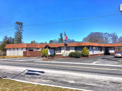 Stroudsburg Commercial For Sale: 1210 N 5th St
