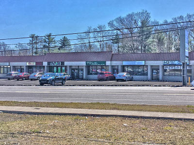 Stroudsburg Commercial For Sale: 1545 N 9th St