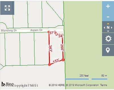 Blakeslee Residential Lots & Land For Sale: lot 14 Aspen Dr
