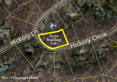 Stroudsburg Residential Lots & Land For Sale: Lot # 15 Hickory Circle