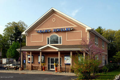 Stroudsburg Commercial For Sale: 1547 N 9th St