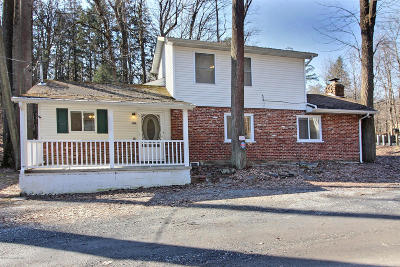 Saylorsburg Single Family Home For Sale: 102 Newhart Ave