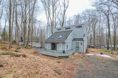 Pocono Lake Single Family Home For Sale: 1479 Lake Ln