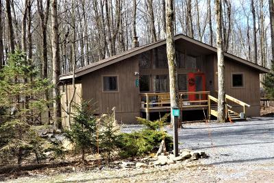 Pocono Lake PA Single Family Home For Sale: $94,500