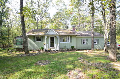 East Stroudsburg Single Family Home For Sale: 6144 Ash Rd