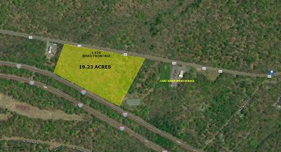 Blakeslee Commercial For Sale: State Route 940