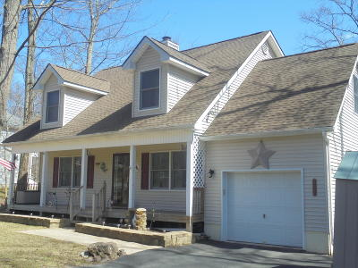 East Stroudsburg Single Family Home For Sale: 12621 Big Bear Dr