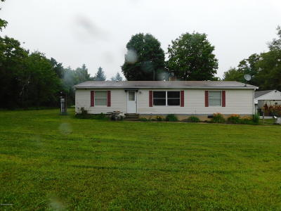 Blakeslee Single Family Home For Sale: 134 Snowflake Dr