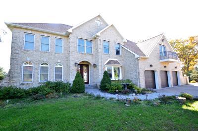 Stroudsburg Single Family Home For Sale: 171 Kettle Ridge Dr