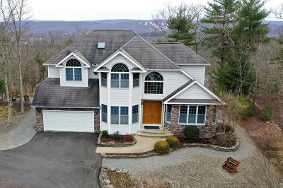 East Stroudsburg Single Family Home For Sale: 586 Eagle Dr