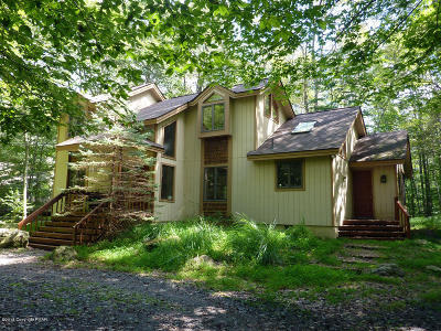 Pocono Pines Single Family Home For Sale: 1258 Longrifle Rd