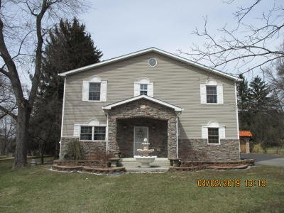 East Stroudsburg Single Family Home For Sale: 24 Spangenburg Ave