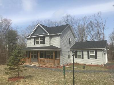 East Stroudsburg Single Family Home For Sale: 404 Pierce Ln