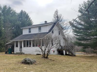 Blakeslee Single Family Home For Sale: 129 Thomas Rd