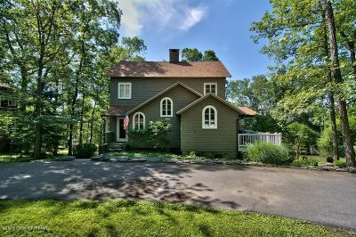 Buck Hill Falls PA Single Family Home For Sale: $449,000