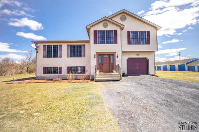 Brodheadsville Single Family Home For Sale: 146 Switzgabel Dr