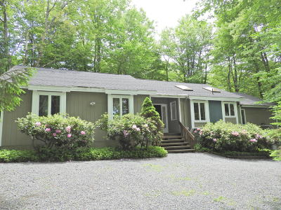 Pocono Pines PA Single Family Home For Sale: $249,900