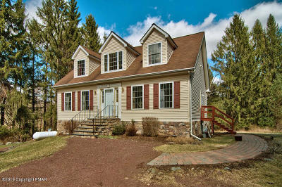 Swiftwater Single Family Home For Sale: 128 Bowman Rd