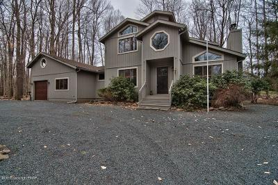 Pocono Pines Single Family Home For Sale: 5257 Woodland Avenue