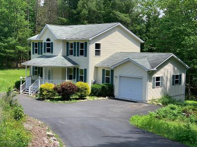 Stroudsburg Single Family Home For Sale: 124 Van Ams Way