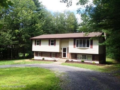 Effort Single Family Home For Sale: 262 Sundance Rd
