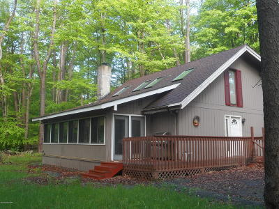Canadensis Single Family Home For Sale: 136 Logger Rd