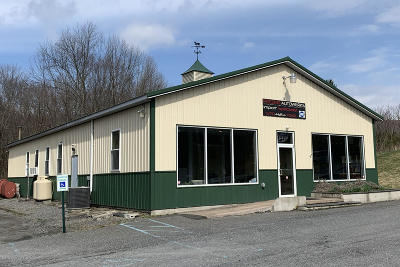 Monroe County Commercial For Sale: 2203 Route 715
