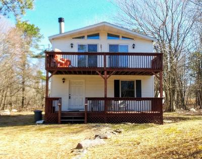 Blakeslee Single Family Home For Sale: 281 Fern Ridge Rd