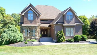 Tannersville Single Family Home For Sale: 3315 Mountain View Dr