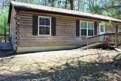 Henryville Single Family Home For Sale: 3032 Route 715