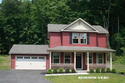 East Stroudsburg Single Family Home For Sale: Lot 511 McKinley Avenue