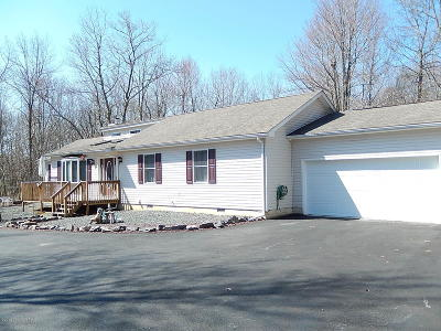 Towamensing Trails Single Family Home For Sale: 106 McKuen Way
