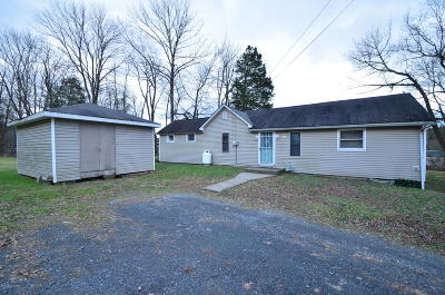Stroudsburg Single Family Home For Sale: 178 N Easton Belmont Pike